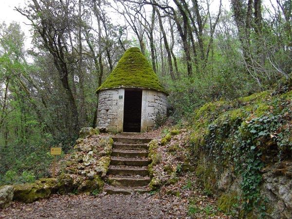 Les jardins de marqueyssac dordogne p rigord for Cabanes du jardin de pierre