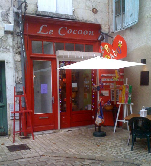 Le cocoon