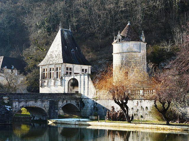 Brantôme - Le pavillon renaissance