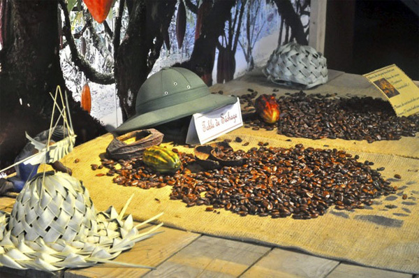 Le musée du chocolat Bovetti