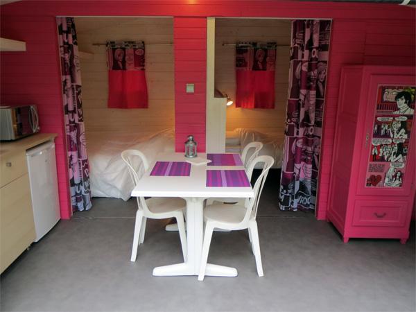 La cabane romantique
