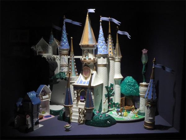 Un magnifique château miniature