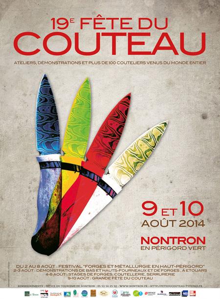 La fête du couteau à Nontron
