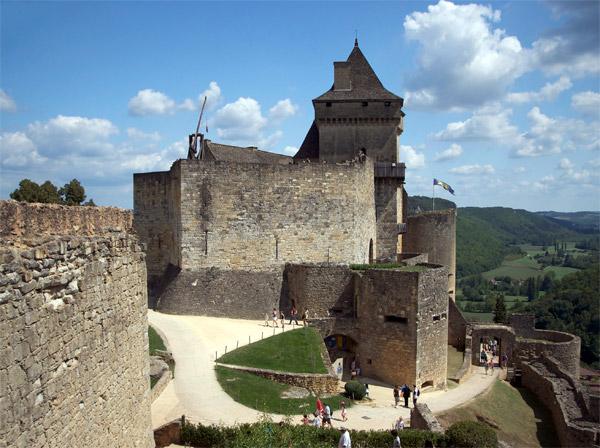 Le chateau de Castelnaud