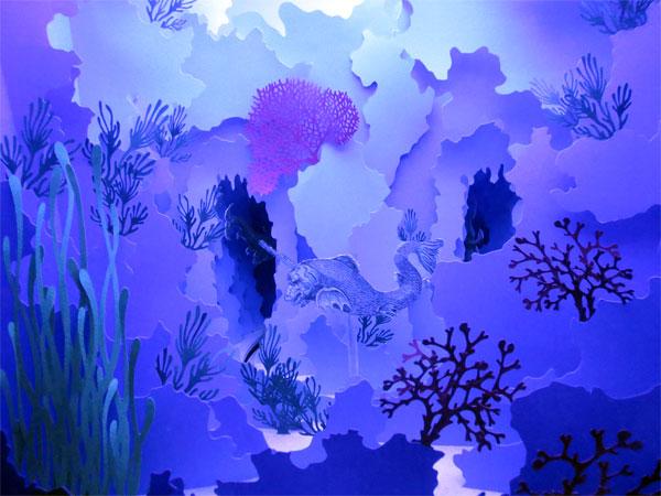 Une animation sur le thème des océans
